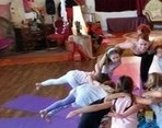 Yoga Journeys for Kids Class ages 5-9yrs