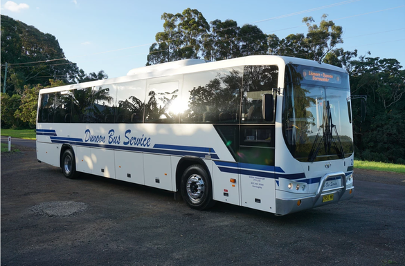 Dunoon Bus - Sodhi Bus Service