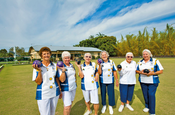 Lismore City Bowling Club