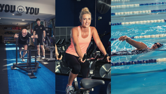 SCU Fitness for you - Gym & Pool