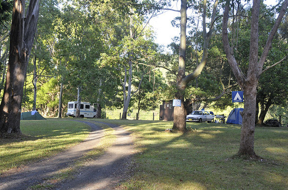 The Channon Village Campground