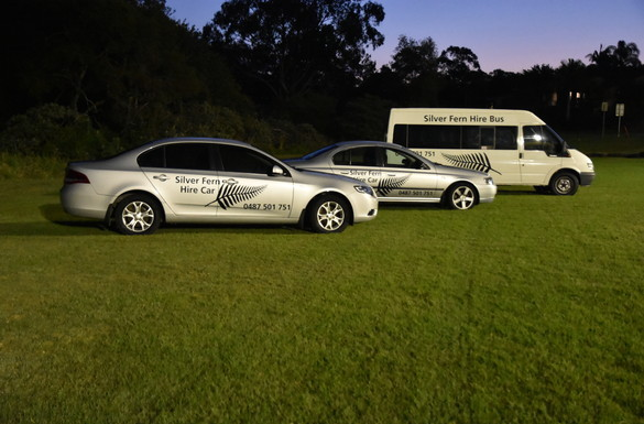 Silver Fern Hire Cars